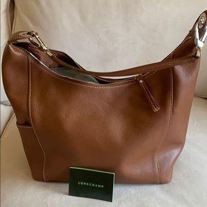 Authentic Longchamp Le Foulonne  bag